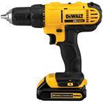 Dewalt DCD771C2 20V MAX* Lithium Ion Compact Drill/Driver Kit