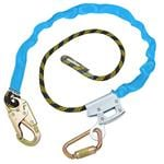 105717 WORK POSITION LANYARD WITH ROPE GRAB