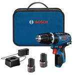 GSB12V-300B22 12V Max Brushless 3/8 In. Hammer Drill/Driver Kit with (2) 2.0 Ah Batteries