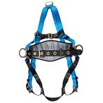 105715 FULL BODY SAFETY HARNESS-PADDED