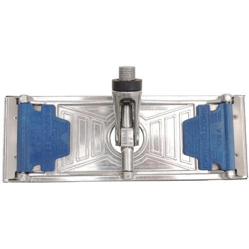 26BH 9.5 in Aluminum Sander Head-Male Threads-3