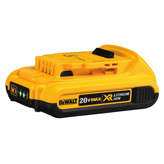 DCB203 20V MAX* Compact XR Lithium Ion Battery P-3