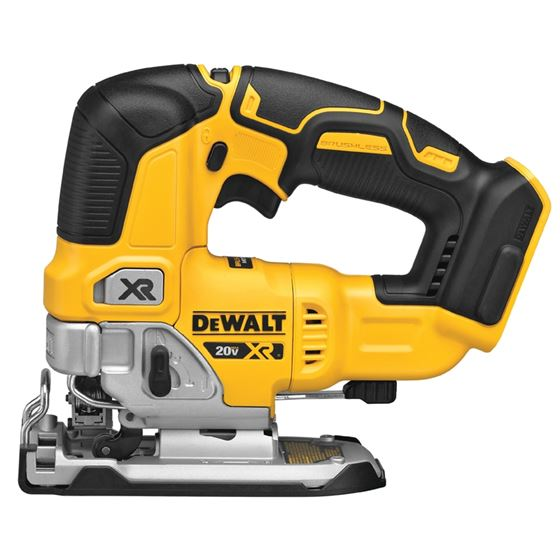 DCS334B 20V MAX* XR® Cordless Jig Saw (Tool Only)