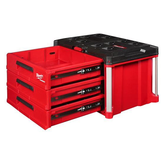 48-22-8443 - PACKOUT 3-Drawer Tool Box-3