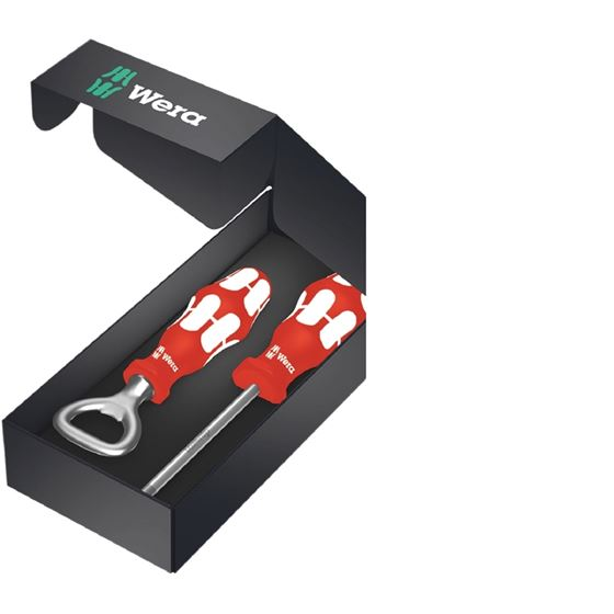 Bottle Opener and SQ2 Screwdriver Combo