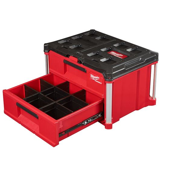 48-22-8442 - PACKOUT 2-Drawer Tool Box-3