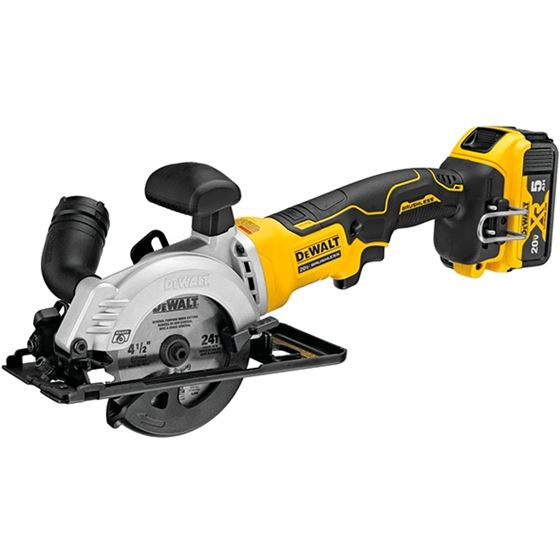 DCS571B ATOMIC Cordless Circular Saw