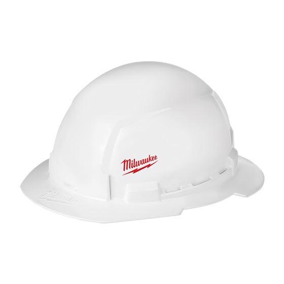 48-73-1031 Full Brim Hard Hat with BOLT Accessorie