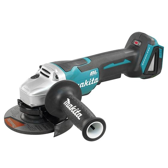 "DGA505Z 5"" Cordless Angle Grinder with Brushless M"