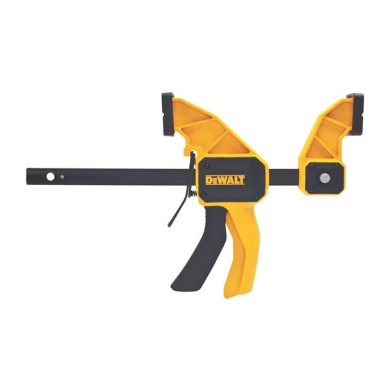 "Dewalt  DWHT83192 6"" Large Trigger Clamp-3"