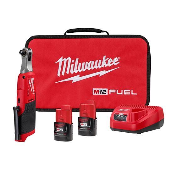 2567-22 M12 Fuel 3/8 in Hi-Speed Ratchet Kit