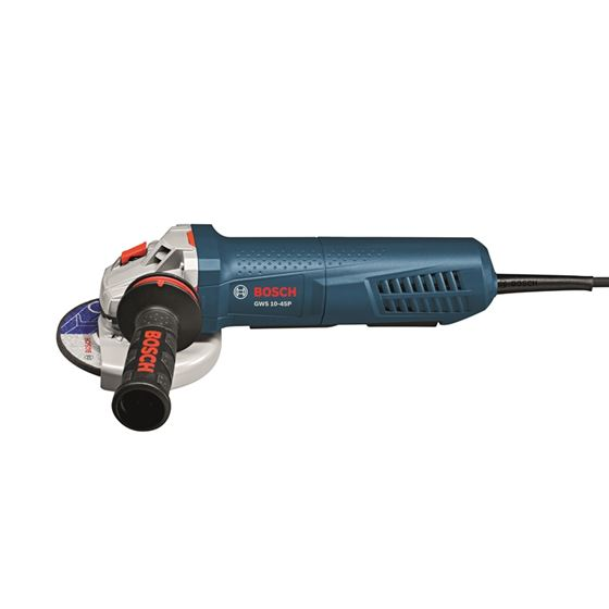4-1/2 In. Angle Grinder with Paddle Switch-3