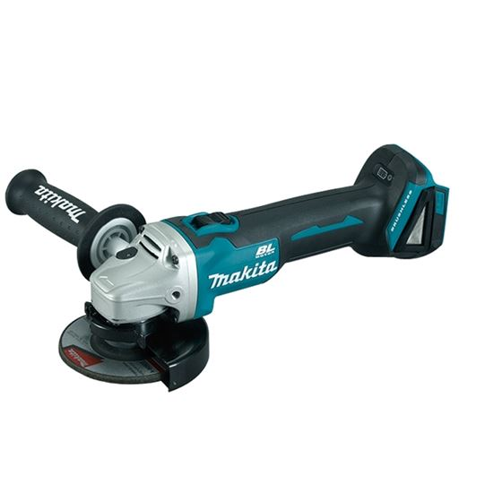 "DGA454Z 4-1/2"" Cordless Angle Grinder with Br"