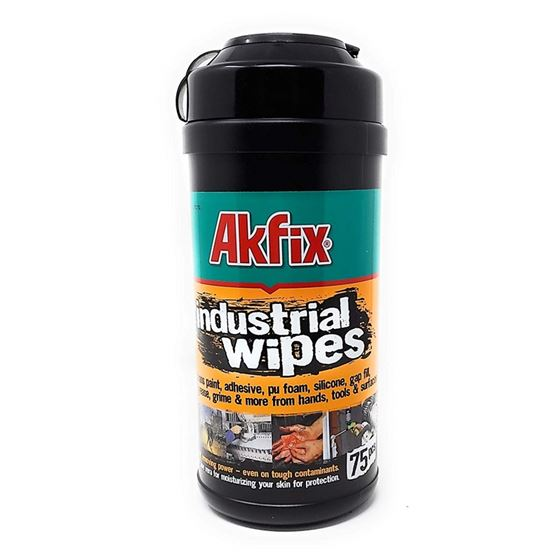 Industrial Wipes 75 per Cannister