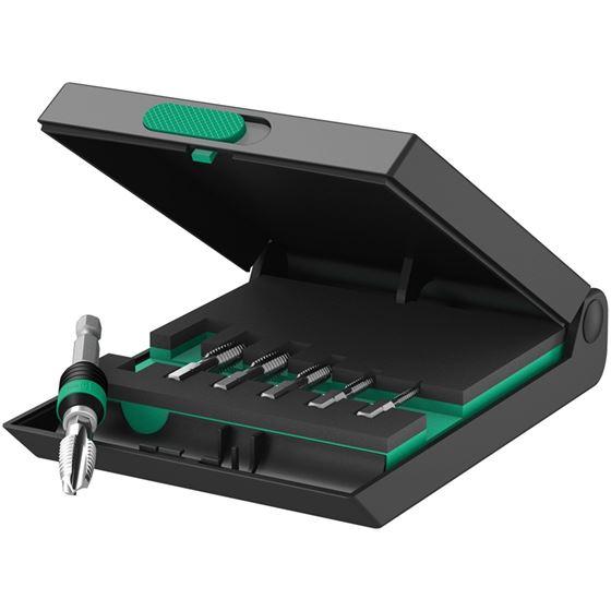 05104651001 847/7 Set Combination Drill Bits Set,