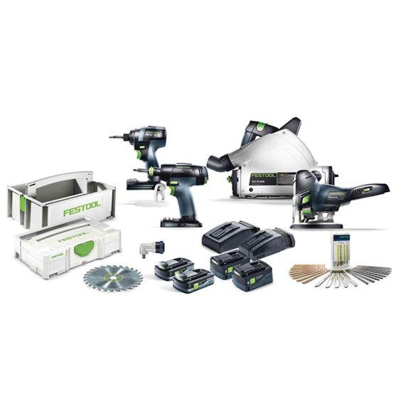 205604 PRO Finish Pack TID 18/T 18/TSC 55/PSC 420