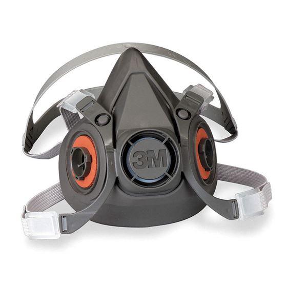 6300 Half Facepiece Respirator
