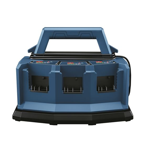 GAL18V6-80 18V 6-Bay Lithium-Ion Fast Battery Charger
