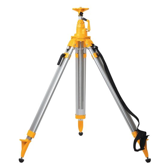 DW0735 5/8 in. Elevated Construction Tripod