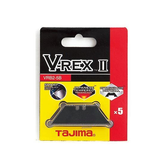 VRB2-5B/CAN V-REX II (5 PK Blades)