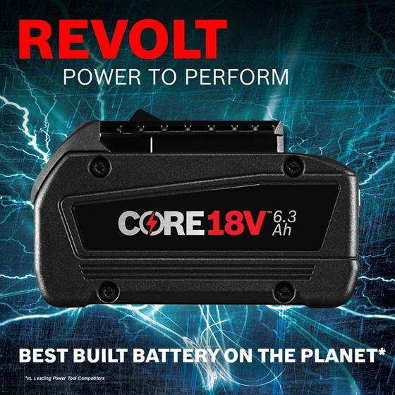 Bosch | GBA18V63 CORE18V 18 V Lithium-Ion 6.3 Ah-3