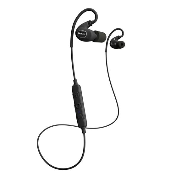 PRO 2.0 Noise-Isolating Earbuds - Black
