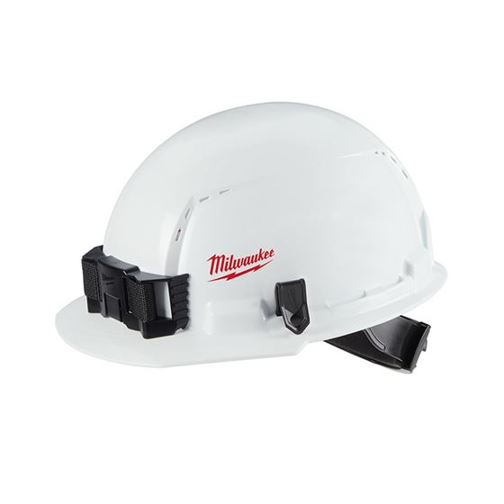 48-73-1001 Front Brim Vented Hard Hat with BOLT Ac