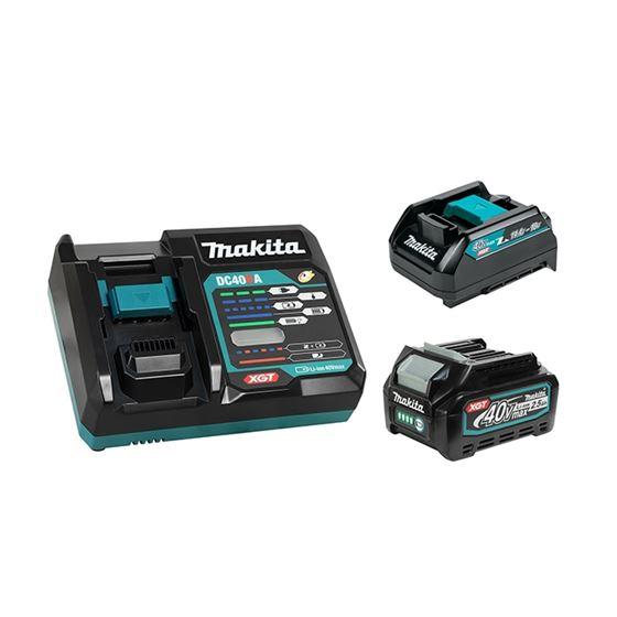 T-04070 40V MAX XGT Li-Ion 2.5 Ah Starter Kit