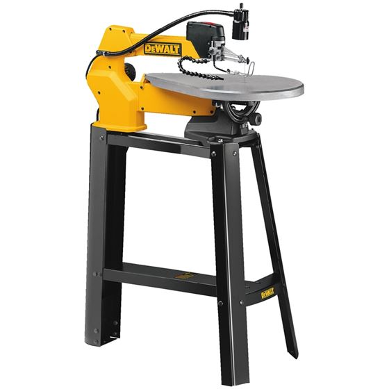 DW788BS Scroll Saw W/ Stand and Light
