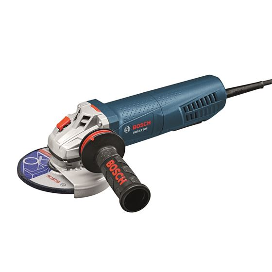 5 In. High-Performance Angle Grinder with Paddle S