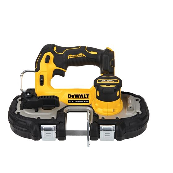 DCS377B ATOMIC 20V MAX BRUSHLESS CORDLESS 1-3/4 IN. COMPACT BANDSAW (TOOL ONLY)