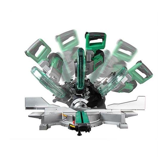 C10FSHCT 10? Sliding Dual Compound Miter Saw wit-3