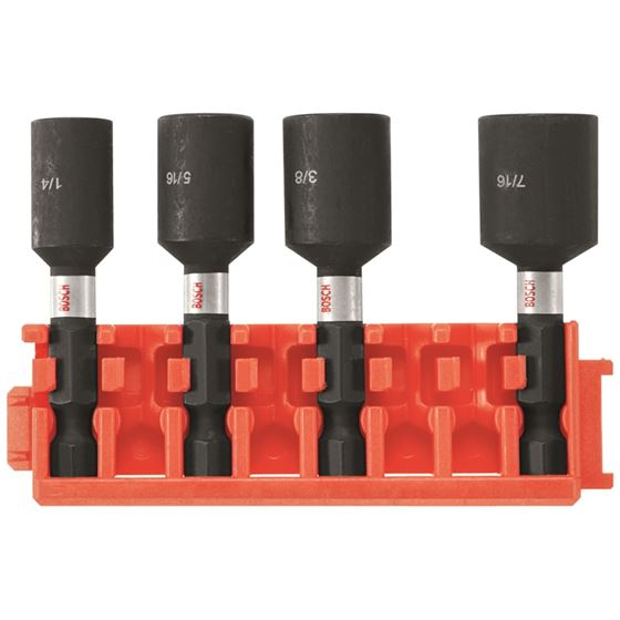 4 pc. 1-7/8 In. Nutsetters with Clip for Custom Ca