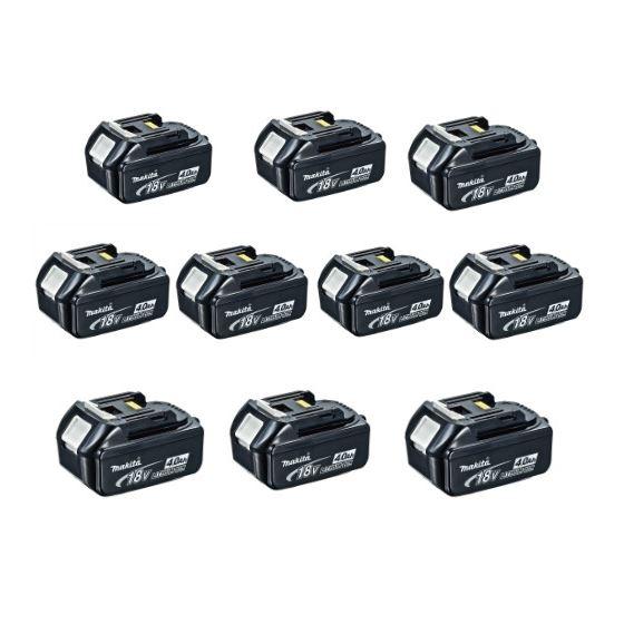 Makita BL1840-10 10pack 4ah Lithium Battery